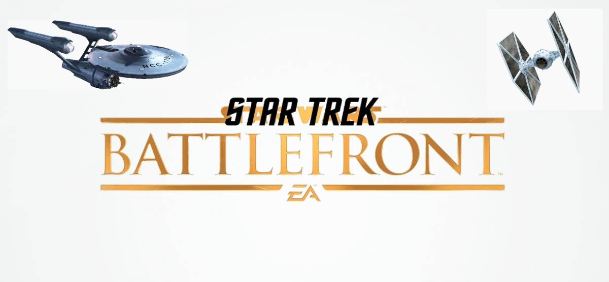 Star Trek Battlefront: If Star Trek Met Star Wars